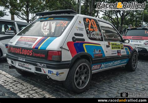 Peugeot 205 GTI rally car | Rally Cars for sale at Raced