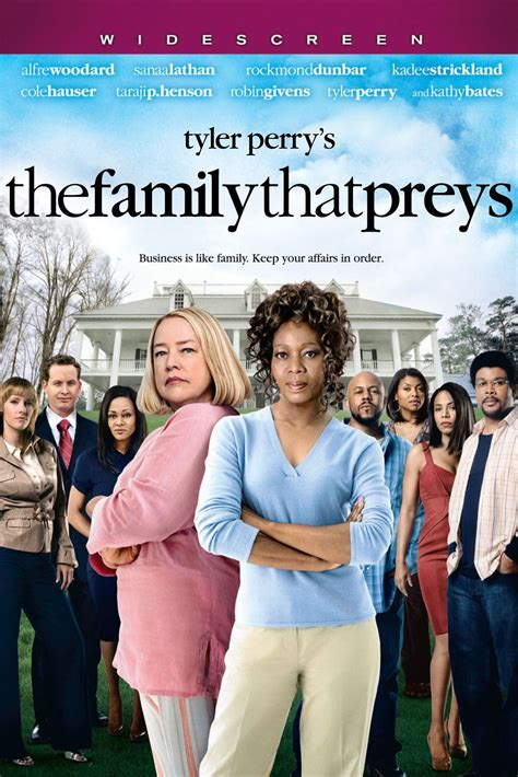 Tyler Perry's The Family That Preys Movie Trailer and