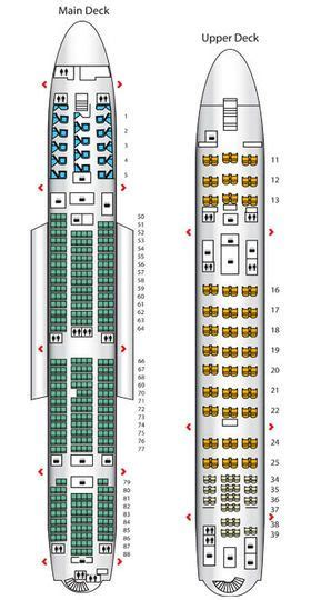 Pin by Hannes Wimmer on A380 Seatplans | Qantas a380