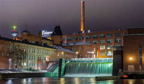 3 Day city break to the cities Helsinki & Tampere