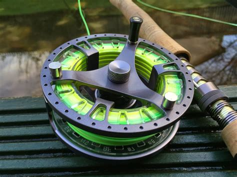 First Look - The New Greys GTS700 Fly Reel