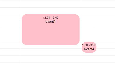 javascript - fullcalendar not all events are shown in
