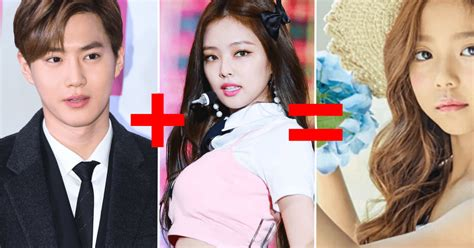 If These 10 Idol Couples Had Babies, Here's What They'd