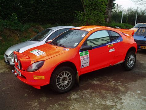 Ford Puma S1600 Ex Works | Rally Cars for sale at Raced