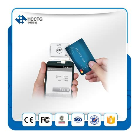 New Android IOS NFC Contactless Tag Reader /Writer