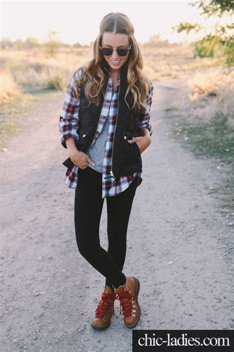 All of my girly fall lumberjack dreams in one amazing