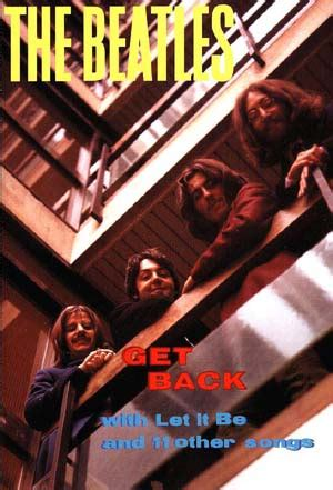 """The Beatles """"Get Back / Winter Of Discontent"""""""