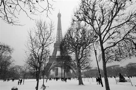 Winter in Paris: Hot Chocolate, Melty Cheese, and