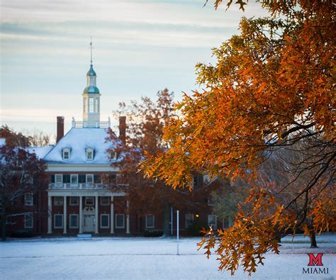 Accepted Students - Miami University