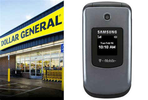T-Mobile teams with Dollar General stores for Monthly4G