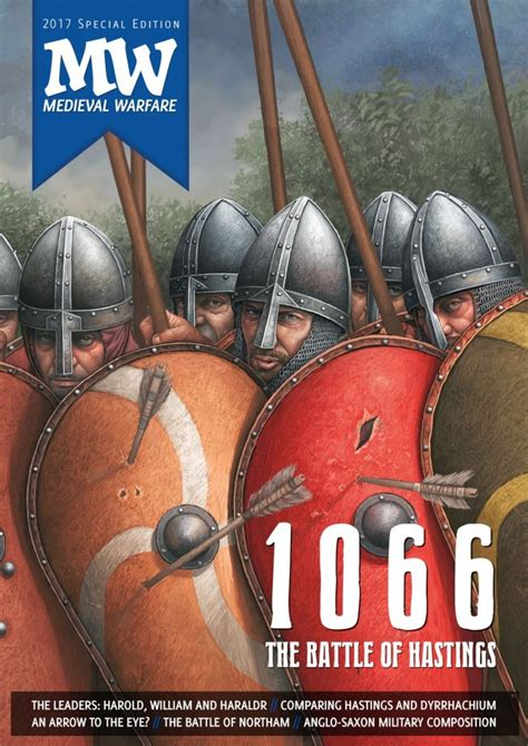 10mm Wargaming: Medieval Warfare Special: 1066 - The