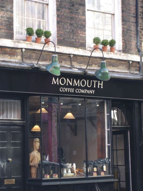 Christina About Town: Monmouth Coffee Company