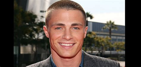 Colton Haynes Biography - Facts, Childhood, Family
