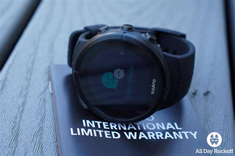 Preview: Suunto Spartan Ultra GPS Watch - All Day Ruckoff