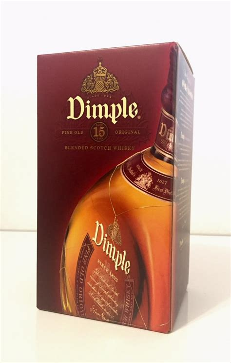 Dimple 15-year-old - Ratings and reviews - Whiskybase