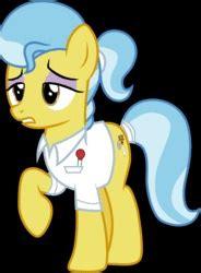 My Little Pony Dr Fauna Character Name - My Little Pony