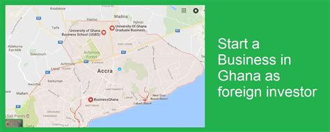 How to start a business in Ghana as foreign investor(s)