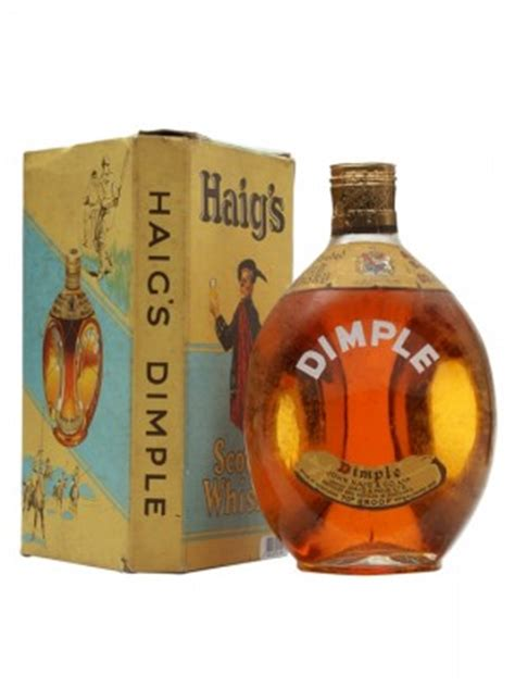Haig Whisky Agony Uncle - Can I Drink This Old Dimple?