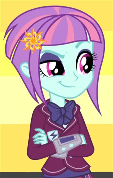 My Little Pony Equestria Girls Sunny Flare Character Name